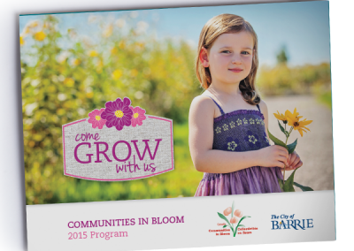 Communities in Bloom Program